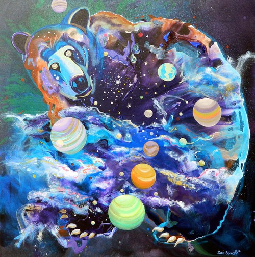 Jude Bischoff Nature And Other Cool Paintings